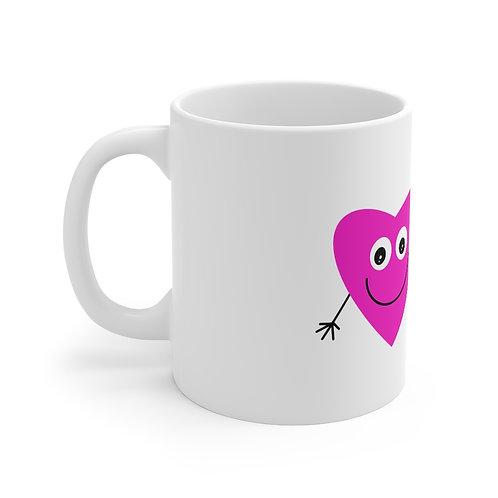 Hearts of Joy - Mug 11oz