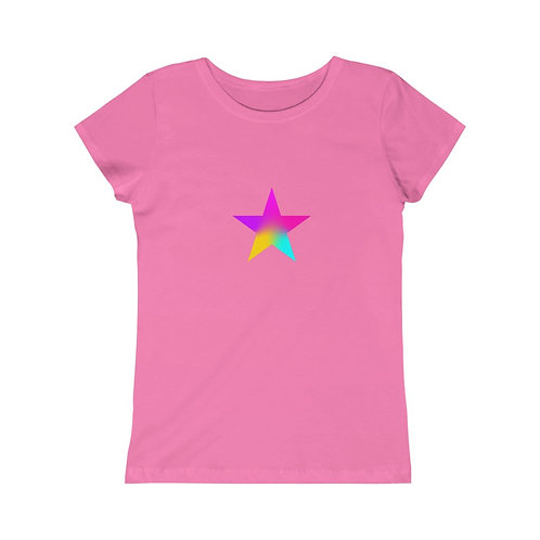 Star of Color - Girls Tee
