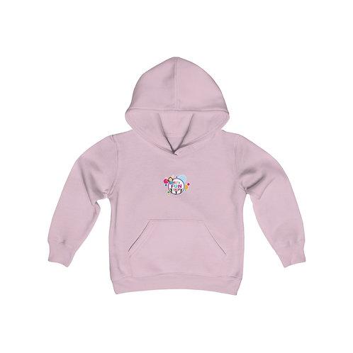 Alys Fun Shop - Youth Heavy Blend Hooded Sweatshirt