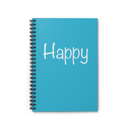 Happy - Notebook