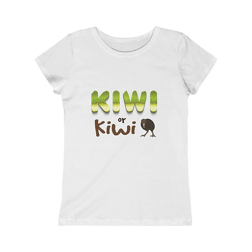 Kiwi or Kiwi - Girls Tee