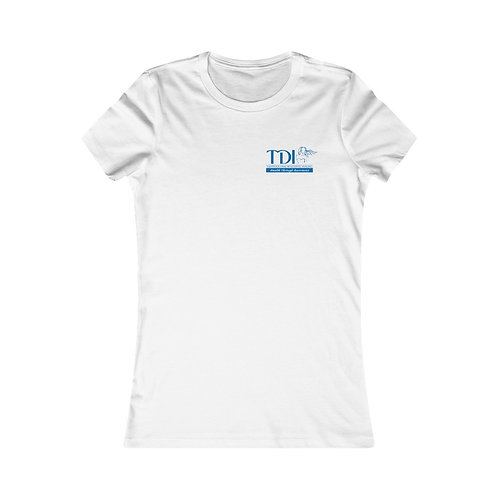TDI - Women's Cotton Tee