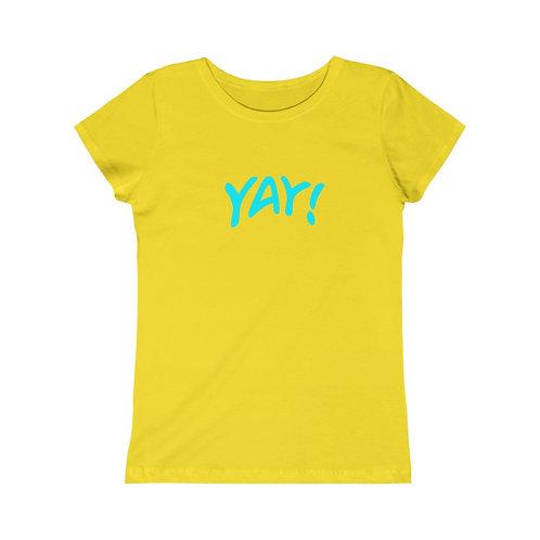 Yay - Girls Tee