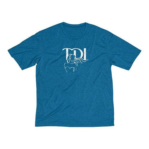 TDI - Men's Heather Dri-Fit Tee