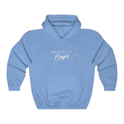 Manifest Magic - Unisex Heavy Blend™ Hooded Sweatshirt