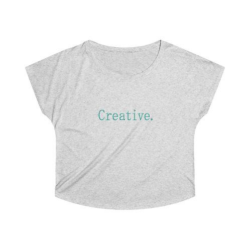 Creative - Women's Soft & Loose Tee