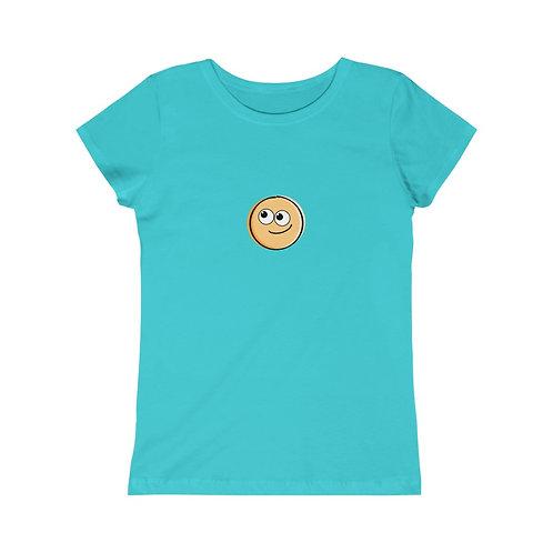 Smiley Guy - Girls Tee