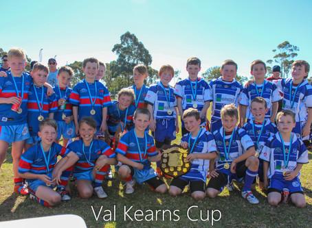 Val Kearns Shield 2018