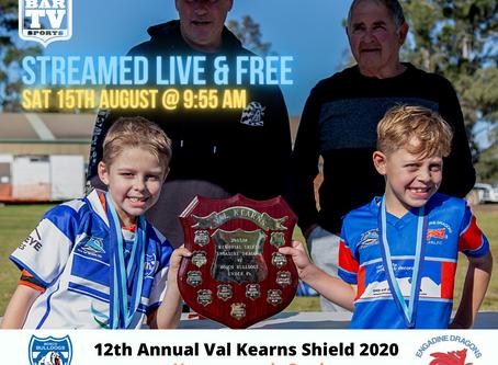 Val Kearns Shield 2020