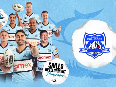 SHARKS: Junior Skills Development