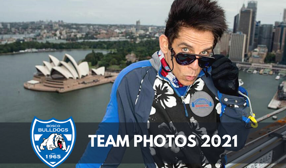Team Photos 2021