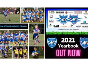 Bosco Bulldogs 2021 Yearbook