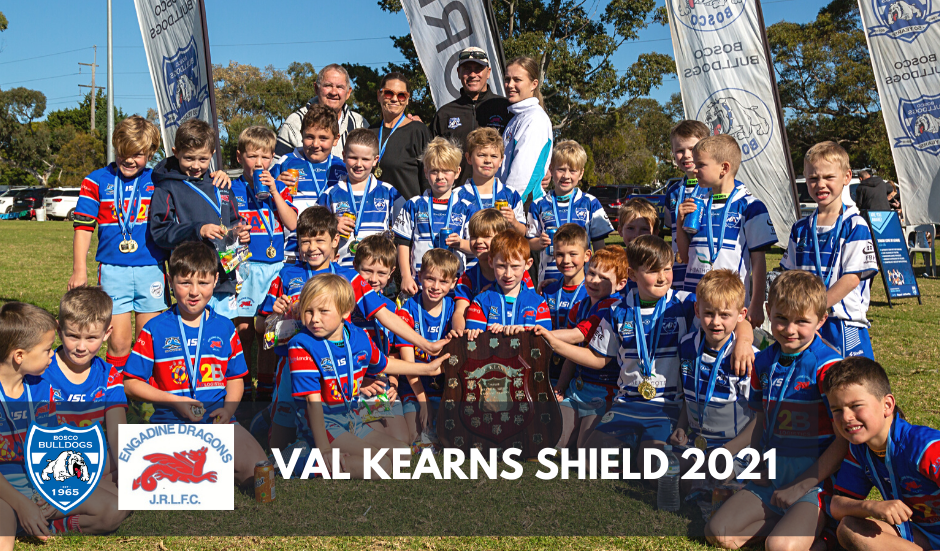 Bosco retains Val Kearns Shield after epic double-header