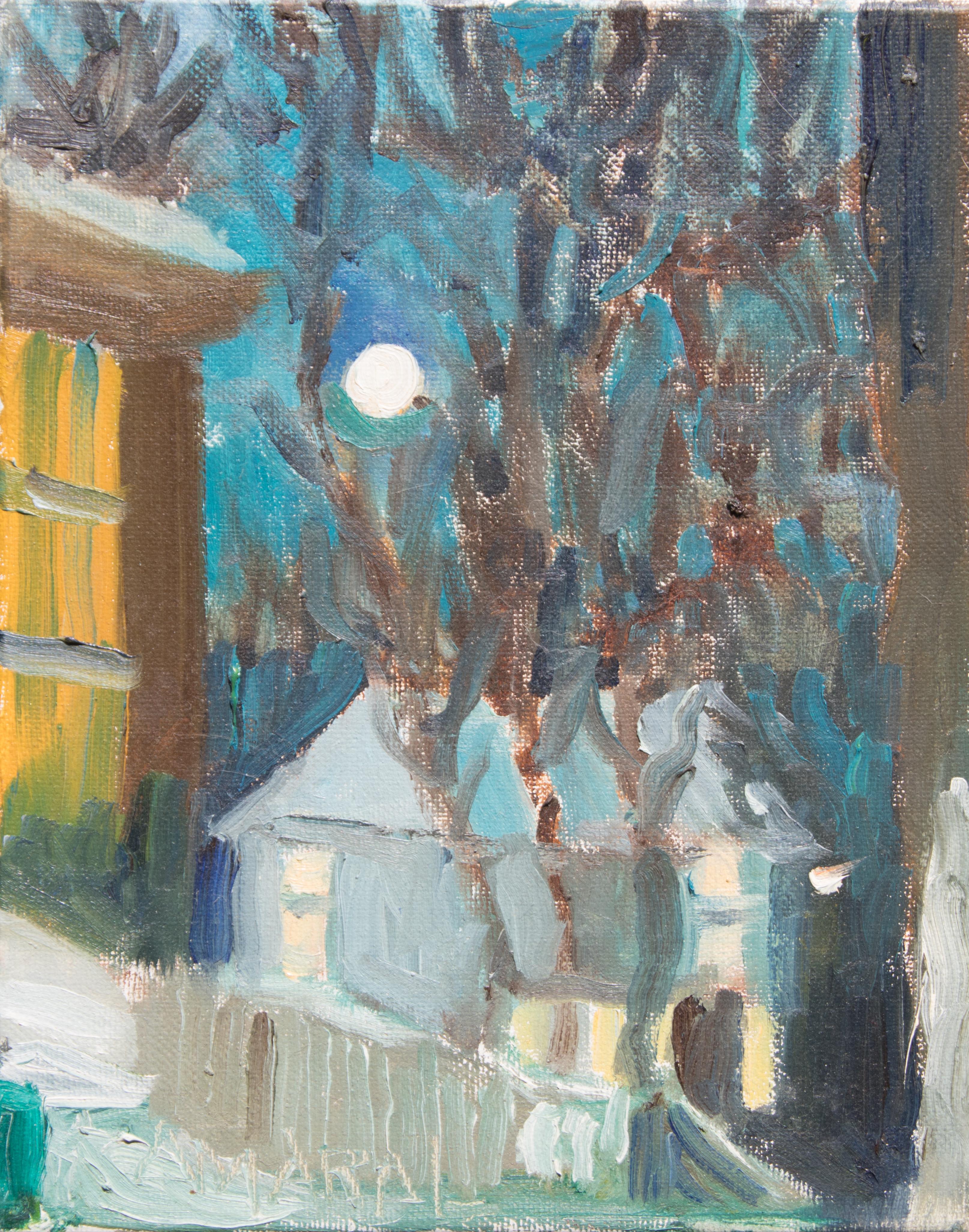 December Snow Moon