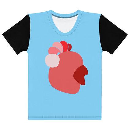 Women's T-shirt Logo Front