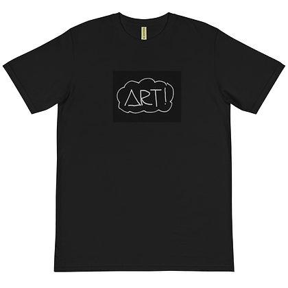 "Organic T-Shirt ""ART"""