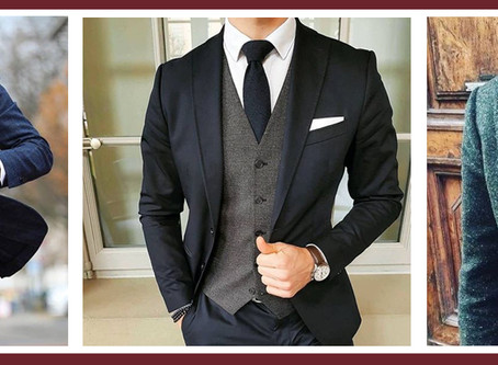 3 ways to make your suits more seasonal