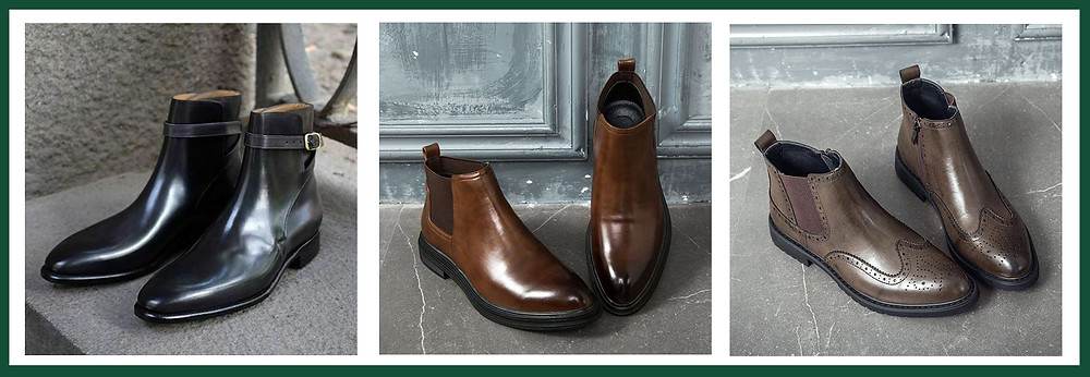 boots, bespoke, menswear, outfit