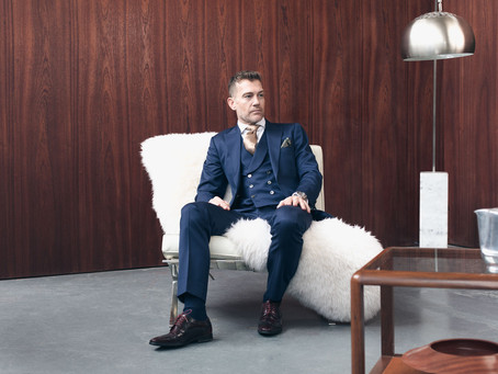 5 Golden Rules to buying your first bespoke suit