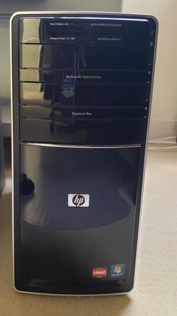 HP tower CPU $35