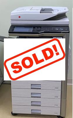 copier sold