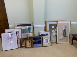 Paintings - $3 (small) - $5 (large) each