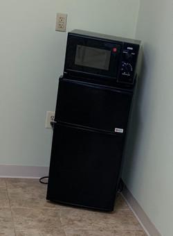 Fridge microwave combo $15