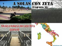 A SOLAS CON ZETA 30