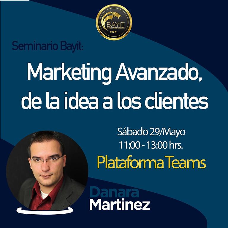 Seminario Online: Marketing Avanzado de la Idea a los Clientes