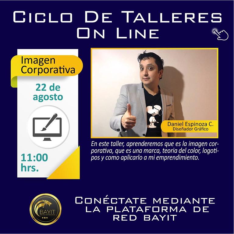 Taller Online: Imagen Corporativa y Logotipos