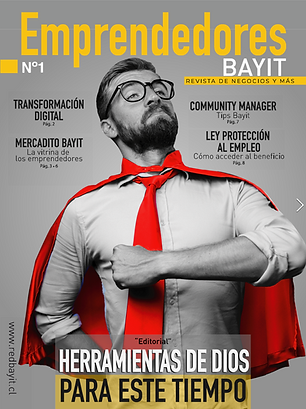 Revista Digital Bayit - Edicion Julio