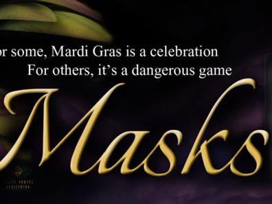 MASKS – BLOG HOP & BOOK BUNDLE GIVEAWAY