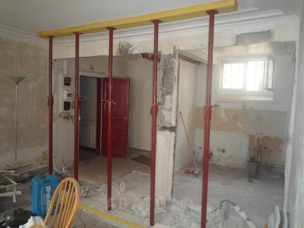 restrucuration appartement