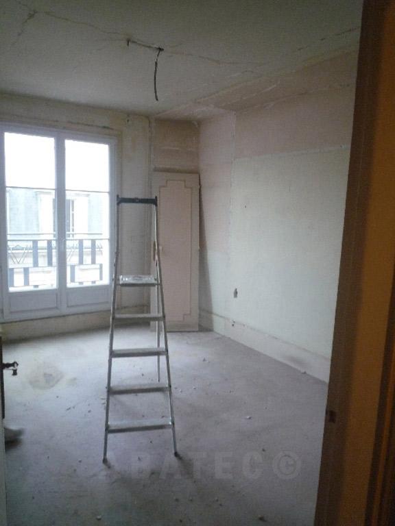 Décoration rénovation chambre