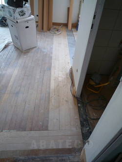rénovation appartement : parquet