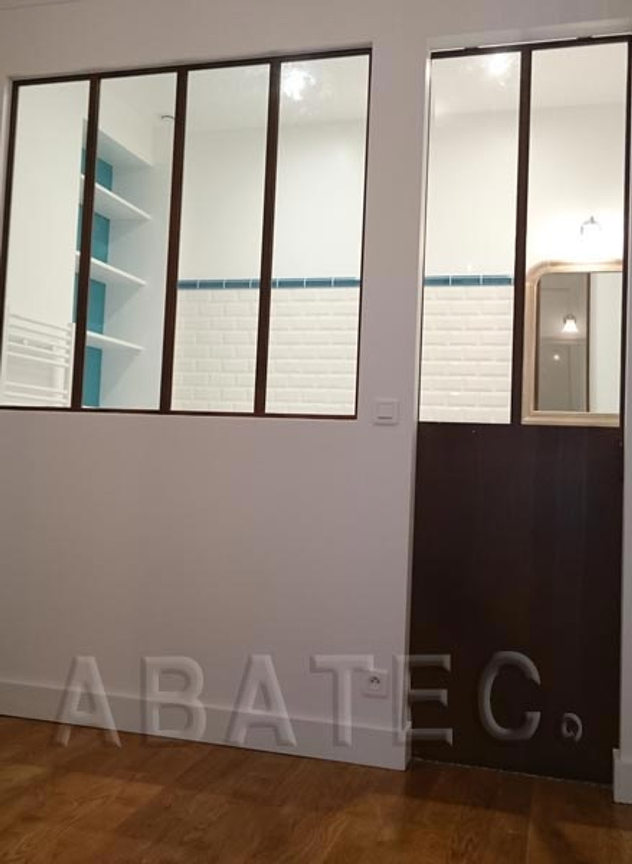 abatec r novation de studio paris entreprise de renovation. Black Bedroom Furniture Sets. Home Design Ideas
