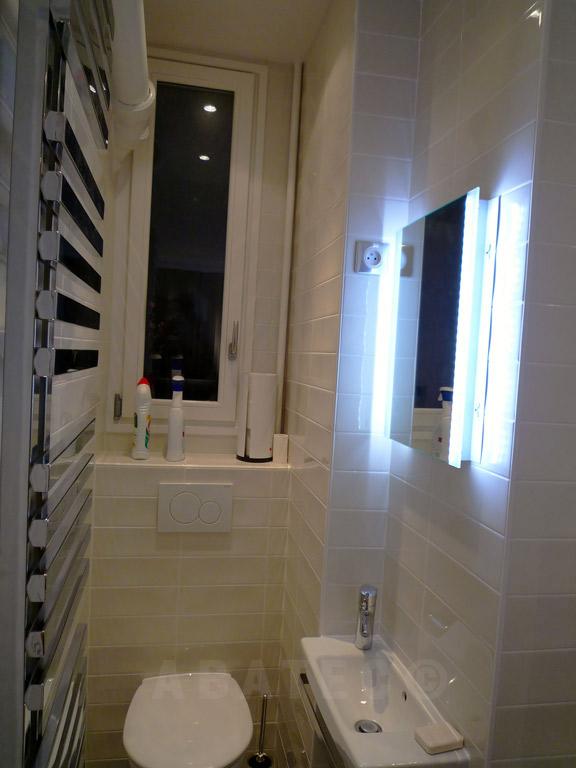 renover salle de bain studio