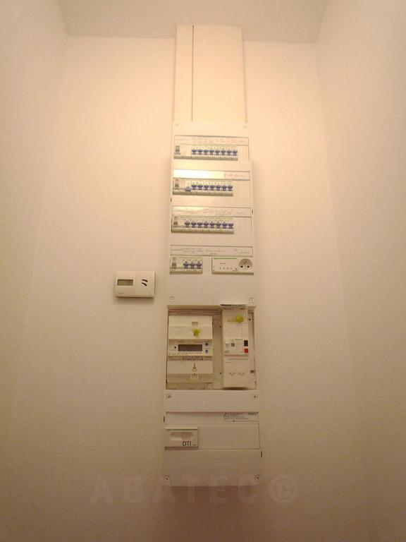 renovation électricité appartement