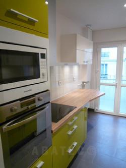 renovation : agencement cuisine