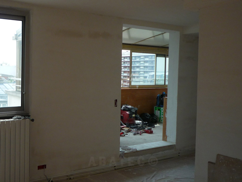 prix travaux renovation appartement