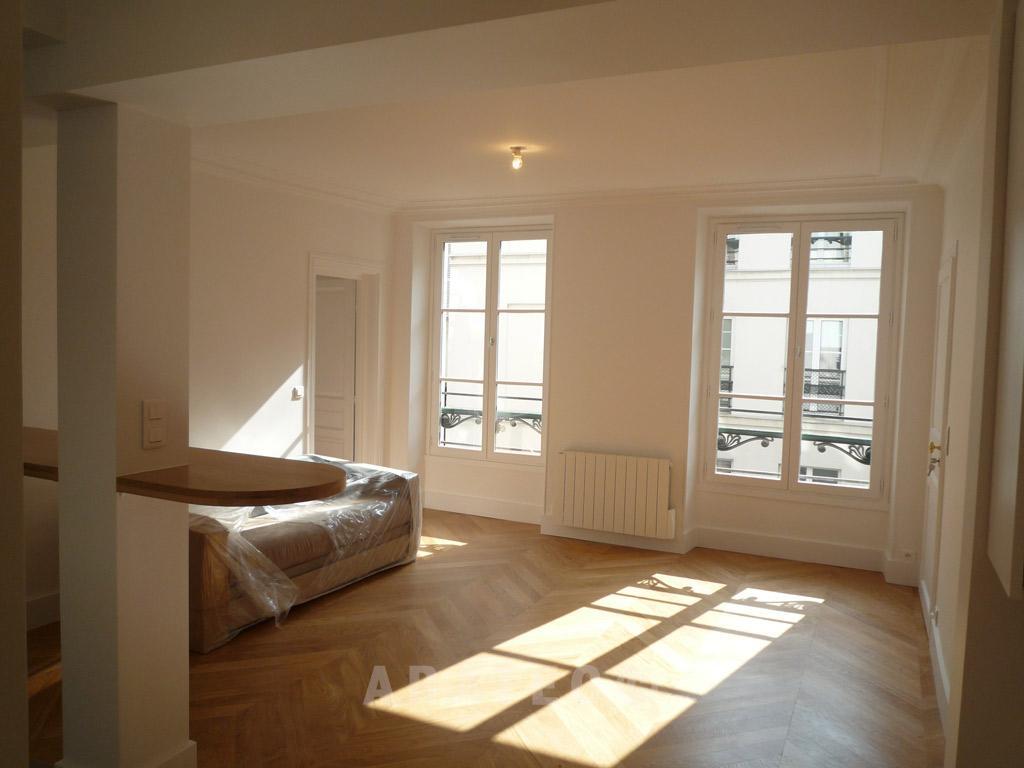 renover appartement paris