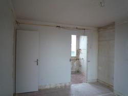 rénover logement : demolition