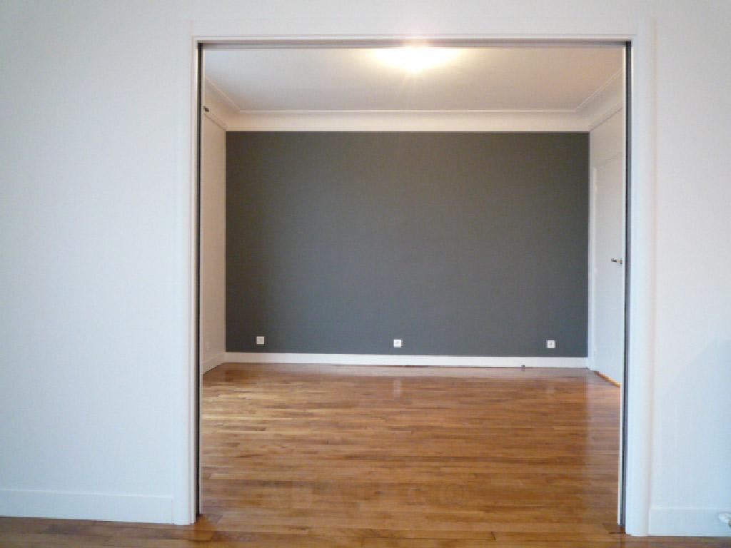 rénovation appartement : salon