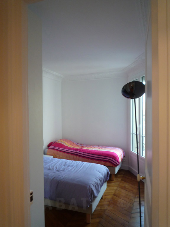 travaux de peinture appartement