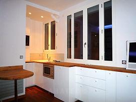 renovation studio cuisine