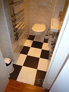 rénovation studio WC
