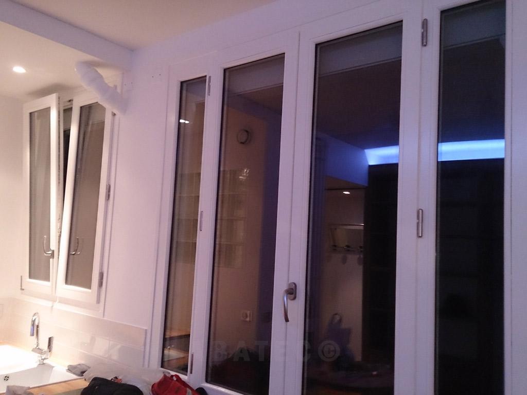 installation fenetre double vitrage