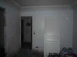 travaux de renovation avant