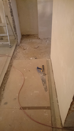 RENOVATION APPARTEMENT 12