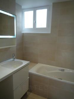 pose element sanitaire salle de bain